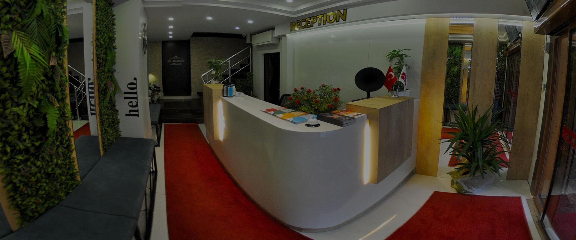 La Boutique Atlantik Hotel - Tekirdağ